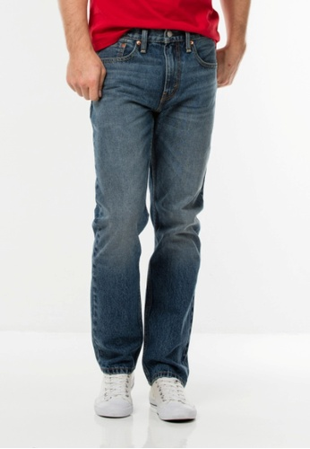 Levi's blue 502™ Regular Taper Fit Jeans LE843AA0FJYLSG_1