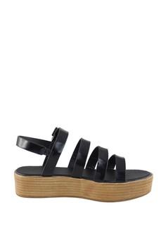 【ZALORA】 London Rag女士平板涼鞋 SH1223
