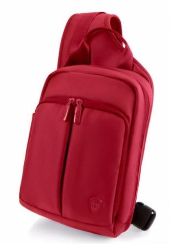 Heys Philippines red RFID Tablet Sling Backpack 1CC8CACDE8B8EEGS_1