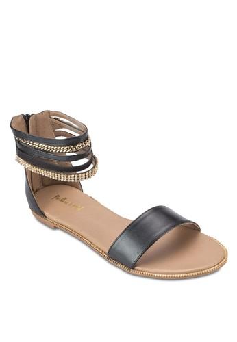 鍊esprit 中文飾包跟涼鞋, 女鞋, 鞋