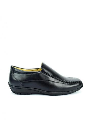 Mario D' boro Runway black CR 24247 BLACK School Shoes 25017KSE65B40DGS_1