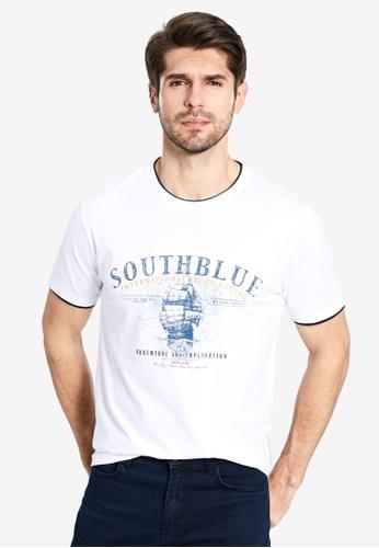 LC Waikiki white Printed T-Shirt 6AEBCAA25063E2GS_1