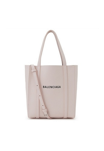 BALENCIAGA pink Balenciaga Everyday Xxs  Tote Bag in Pink EAF6EACDCAD741GS_1