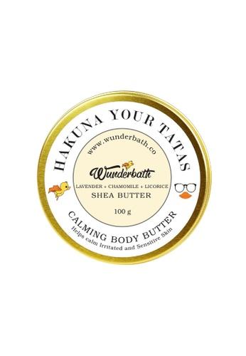 Wunderbath Calming Body Butter Hakuna Your Tatas  WU584BE58JNXMY_1