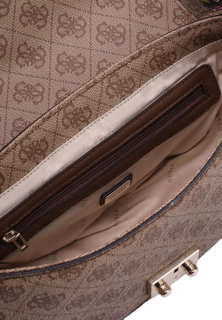 Friday Bag Guess Shoulder Black Camo Florence 0SOaS