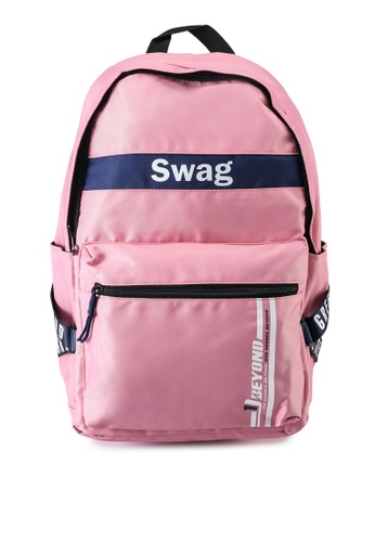 361° pink Sports Life Backpack 70B15AC9C8CE89GS_1
