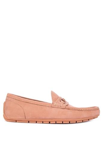 ALDO pink ALDO Meledor Loafers DC1ADSHA9FA699GS_1