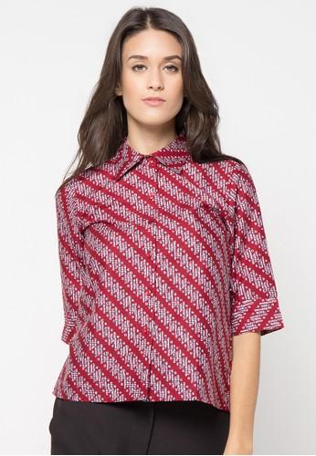 Bateeq Long Sleeve Parang Blouse