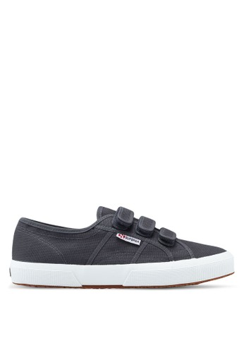 Superga grey Cot3Strapu Sneakers DA4A3SH6656FE3GS_1