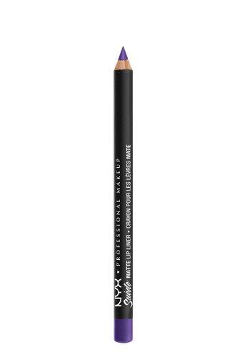NYX Professional MakeUp purple Suede Matte Lip Liner - Amethyst 48783BEF4634C0GS_1