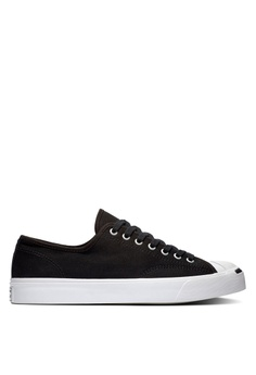 0bb469ce Converse black and white Jack Purcell Gold Standard 1st In Class Ox  Sneakers 2EEE1SH0EE1C10GS_1