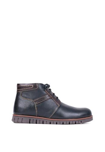 Tony Perotti black Tony Perotti Boots Ezra - Black A1934SHA703124GS_1