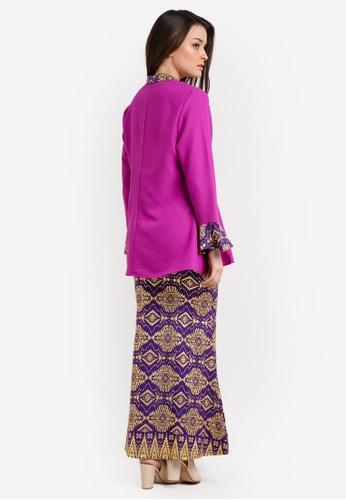 BYN purple Kebarung Modern BY059AA0RSI1MY_1