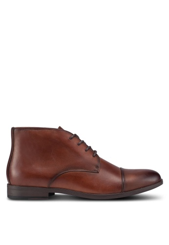 Call It Spring brown Laroan Ankle Boots 2AE8DSH3E460FAGS_1