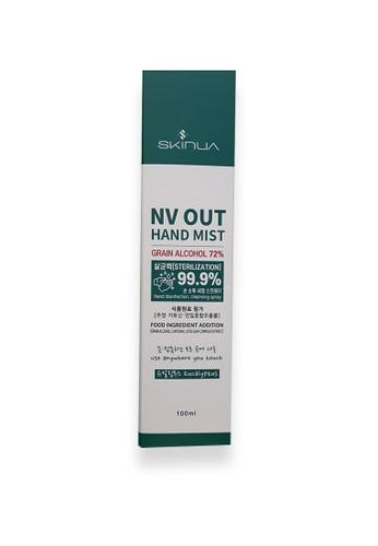 Skinua green Skinua NV OUT Hand Mist Eucalyptus 8CA8AES08DD0C4GS_1