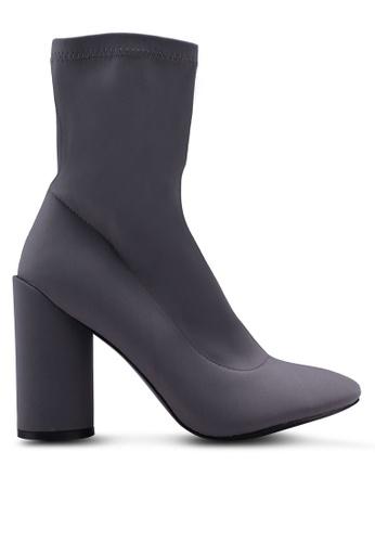 Public Desire grey Elsa Boots 00C9ESHC177358GS_1