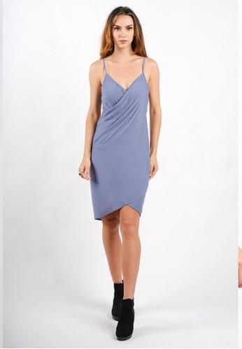 Gingersnap Bali blue Backless Summer Bombai Dress 0DD89AA69191D1GS_1