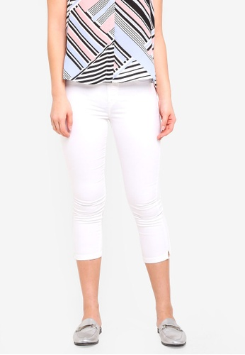Dorothy Perkins white White Eden Crop 91662AAB789F8CGS_1