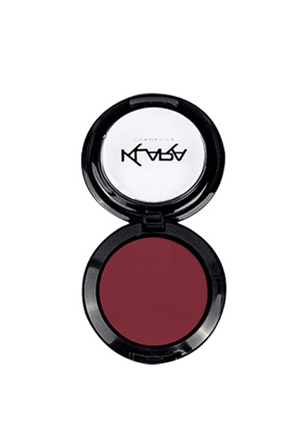 KLARA COSMETICS red Matte Eyeshadow #20 - Wine Heat 3FD2ABE6A21CBCGS_1