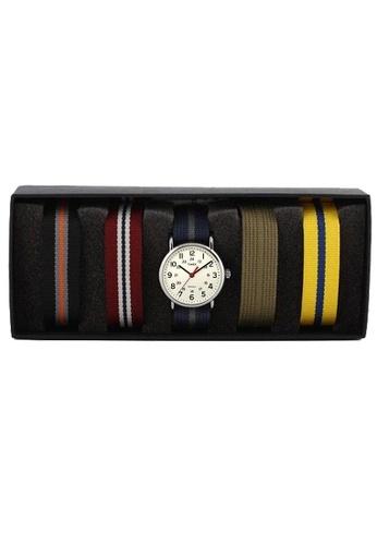 TIMEX multi Timex Weekender™ Gift Box Set - UG0109 TI205AC0RH8EMY_1