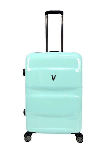 Poly-Pac blue Poly-Pac Verri Collection 28 inch PC Hard Case Luggage V-YT160019 BB62DAC6C494FCGS_1