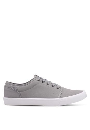 Jack & Jones grey Ashley Sneakers AFEDFSH31BEEBAGS_1