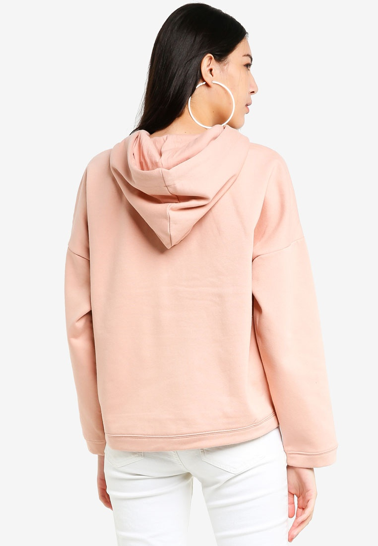 Hooded Rose Marbella Misty Sweater Loose ONLY 5wwqp1