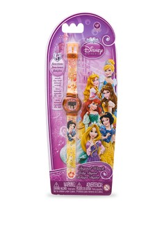Disney Princess Girls Plastic Strap Watch DPRJ6A-14