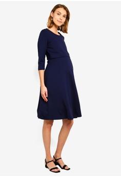 ab1b432825f Seraphine Davie Aline Nursing Dress RM 299.00. Sizes 8 10 12 14 16 ·  Seraphine pink Jodie Cap Sleeve Chiffon Nursing Dress 306C5AAC984BAFGS 1