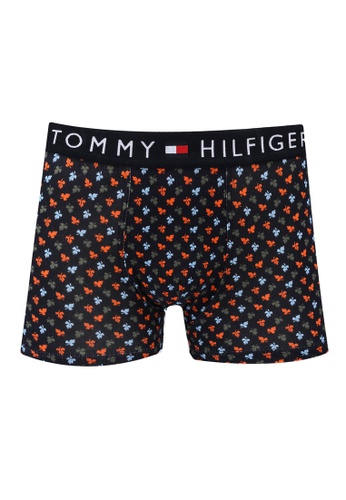Tommy Hilfiger multi All-Over Print Cotton Trunks - Tommy Hilfiger 0E6F4US6742FD3GS_1