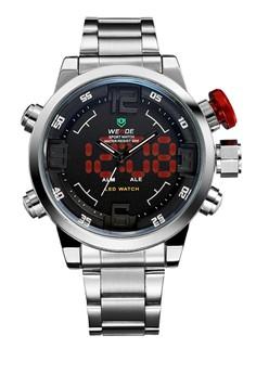 Analog LED Watch WH2309-1C