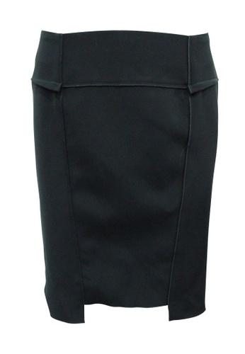 ROLAND MOURET 黑色 roland mouret 黑色鉛筆裙 91FBFAA21168F2GS_1