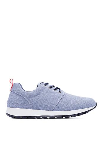 Life8 blue MIT Deodorant Insoles Running Sports Shoes-09421-Blue LI286SH0RR4TMY_1