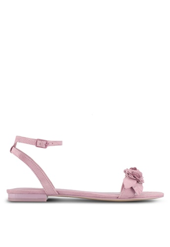 Call It Spring pink Gwiradia Sandals A1550SHE3A7258GS_1