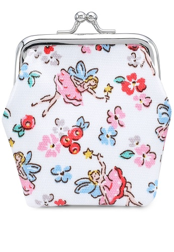 Cath Kidston beige Little Fairies Kids Mini Clasp Purse 04E7EKC60B7C13GS_1