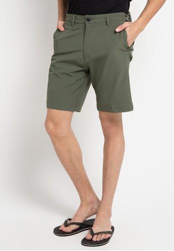 Quiksilver green Union Amphibian 20 Shorts 44CECAA3187134GS_1