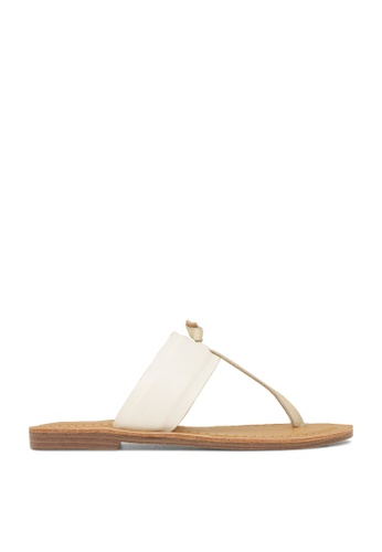 ROC Boots Australia white Raj Whita/Platinum Sandal RO517SH83QPOHK_1