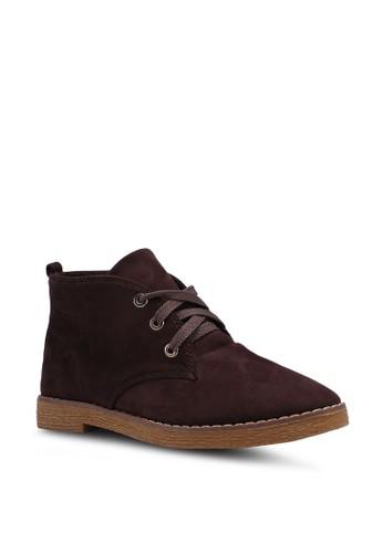 Jual Noveni Laced Up Boots Original