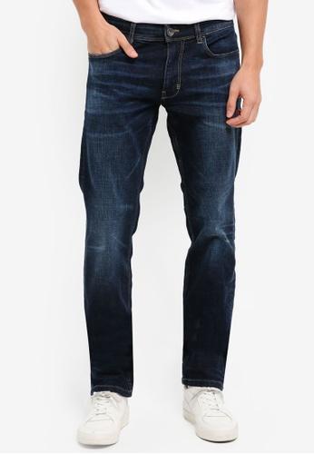 ESPRIT blue Denim Length Jeans C45EFAA7721527GS_1