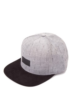 Boyer Snapback Cap