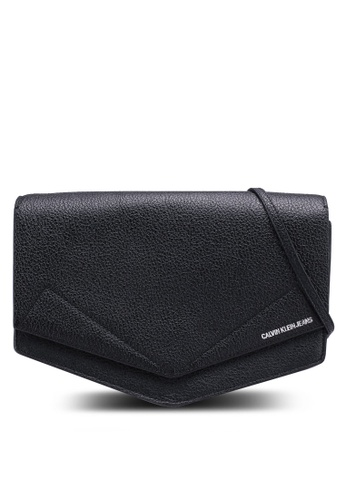 Calvin Klein black Medium Crossbody Bag - Calvin Klein Accessories  0085BAC3D98C4EGS 1 ccfca11c56531