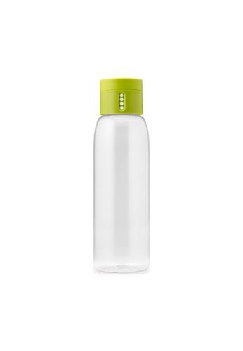 Joseph Joseph Joseph Joseph Dot Hydration-tracking Water Bottle 600ml - Green (6.8Diax23.6Hcm) D15FEHL3F45673GS_1