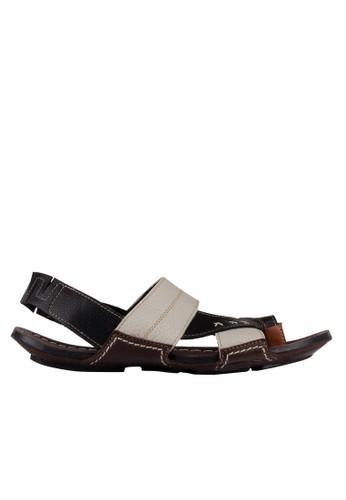 Dr. Mocc black and brown Rolex 18-Black/Grey 4BA8CSH0DA1F59GS_1