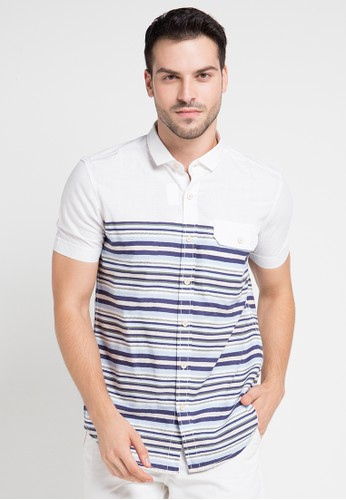 Lois Jeans multi Stripes Shirt LO391AA0VPCUID_1