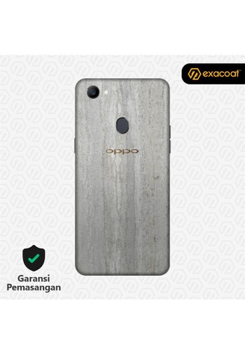 Exacoat Oppo F7 3M Skins Concrete - Cut Only ABCAFESB3E1419GS_1