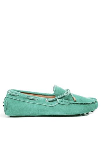 Twenty Eight Shoes 女裝真猄皮豆豆鞋M99 A0222SHDB54AB8GS_1