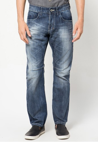 Watchout! Jeans Carrot Cut Jeans Pants 874