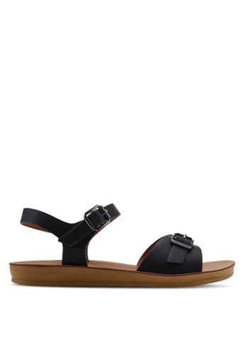 NOVENI black Slingback Sandals 05180SH4FEC1BEGS_1
