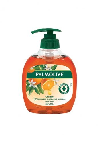 Palmolive Palmolive Antibacterial Liquid Hand Wash Orange 250ml 14B67ESFA57C1FGS_1