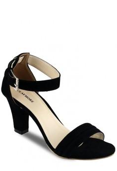 45% OFF CLAYMORE Claymore sepatu high heels B 712B Hitam Rp 325.000  SEKARANG Rp 178.750 Ukuran 36 37 39 40 5d09bd71da